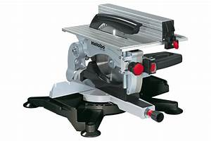 Scie Sur Table Metabo : metabo scie onglet et table reversible kgt 300 1800w ~ Dailycaller-alerts.com Idées de Décoration