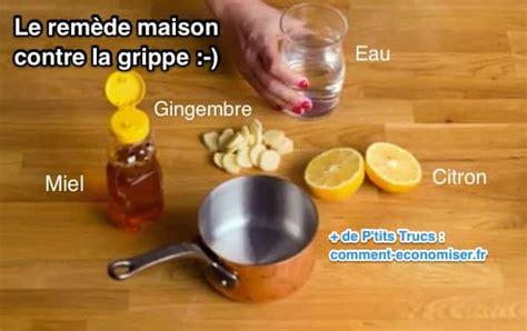 contre la grippe la recette miraculeuse du grog au gingembre et citron