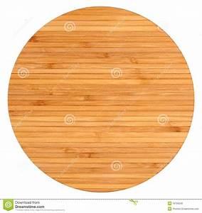 Rond En Bois : panneau en bois rond image stock image du wooden bambou 18709249 ~ Teatrodelosmanantiales.com Idées de Décoration
