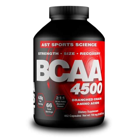 ast sports science bcaa 462 caps sport nutrition