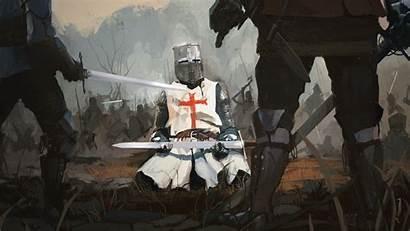 Crusade Artstation