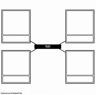 Map Spider Cell Templates Template Storyboard Westing