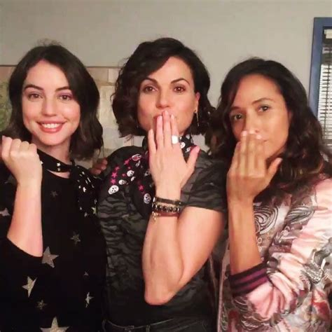 adelaide kane and lana parrilla lana parrilla lparrilla instagram 171 kisses from your