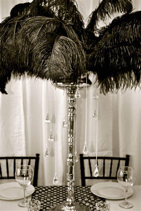 Centerpiece Ideas On Pinterest Ostrich Feather