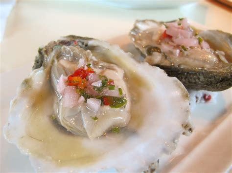 The Best Places To Eat Oysters In Houston