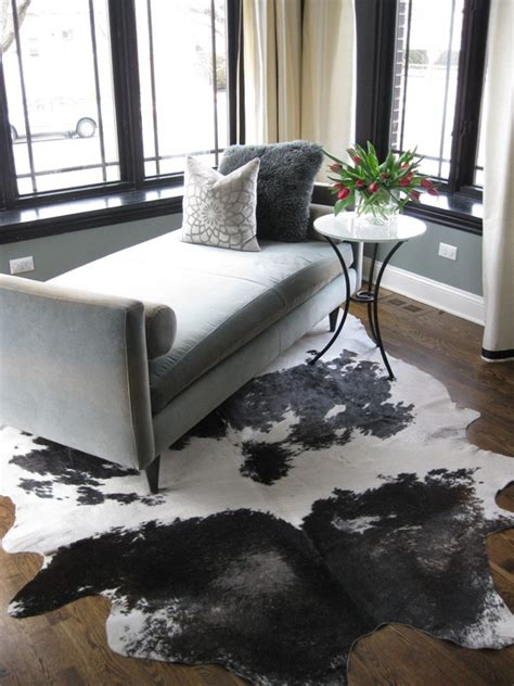 Cowhide Rug Decor by 78 Best Decorating With Cowhide Images On For