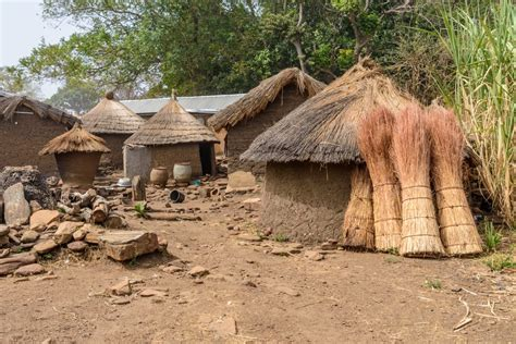 taneka villages  benin