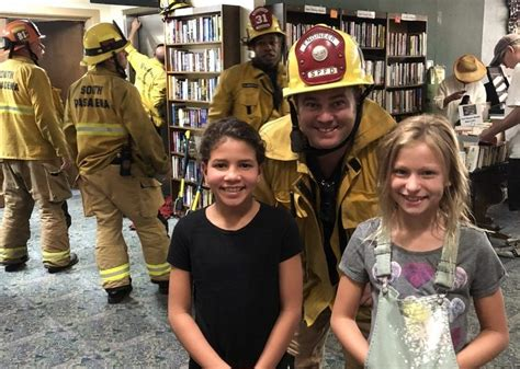 school students learn firsthand  safety  south