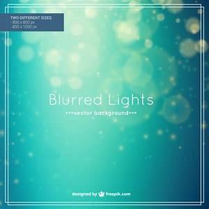 Blurred lights background Vector   Free Download