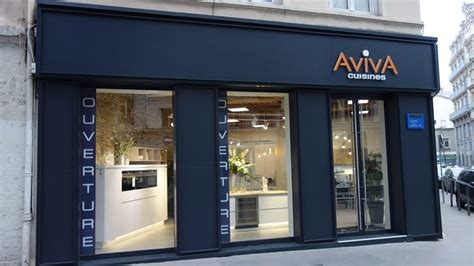 magasin cuisine lyon aviva inside le concept centre ville franchise cuisines aviva
