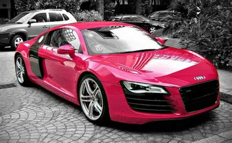 pink audi pink audi r8 this has me written all over it pinterest