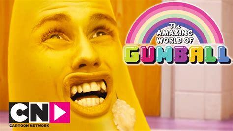 The Amazing World Of Gumball Best Of Banana Joe