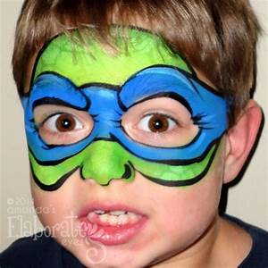 74 best images about Easy kids face painting ideas on ...
