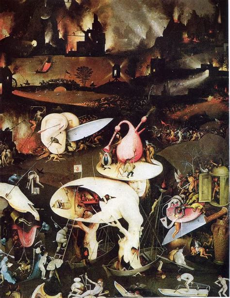 hieronymus bosch garden of earthly delights every simpsons treehouse of horror ranked ew
