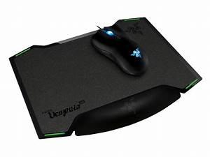 razer vespula gaming mouse mat dual sided mouse mat With tapis de souris gel