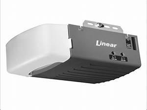 Linear Garage Door Opener Parts