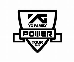 YG FAMILY POWER TOUR 2014 LOGO by Milevip on DeviantArt