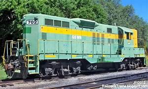 RAILROAD Freight Train Locomotive Engine EMD GE Boxcar ...
