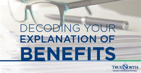 An explanation of benefits is the insurance company's written explanation regarding a claim, showing what they paid and what the client must pay. Understanding Your Explanation of Benefits