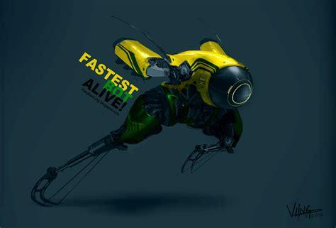 V Ling Fastest Bot Alive
