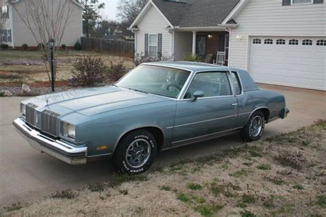 Purchase Used 1979 Oldsmobile Cutlass Supreme Brougham, 4