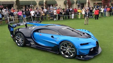 How Much Is A Bugatti Engine by How Much Did Bugatti Sell The Vision Gt For