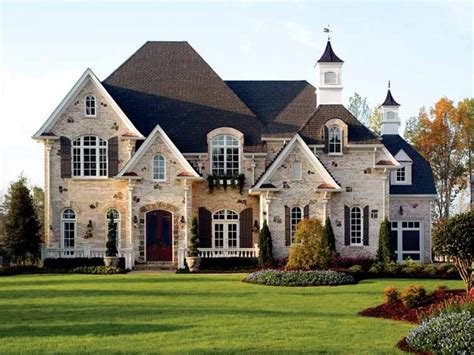 Styles of Houses in America New American Style House Plans