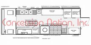 Food Truck Layout | Best Layout Room