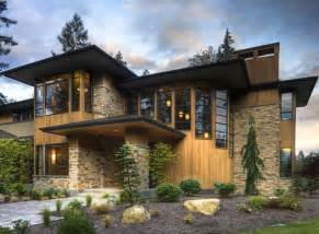 The Wood House Plan by Modern Style House Plan 4 Beds 4 5 Baths 4750 Sq Ft Plan