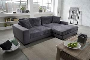 Ecksofa 220 X 160 : sam ecksofa grau jan polsterecke 275 x 160 cm ~ Markanthonyermac.com Haus und Dekorationen