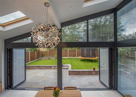 integral blinds  bi folding doors windows  conservatories local glass