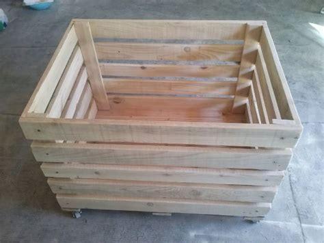 pallet bin google search wooden diy wooden pallets