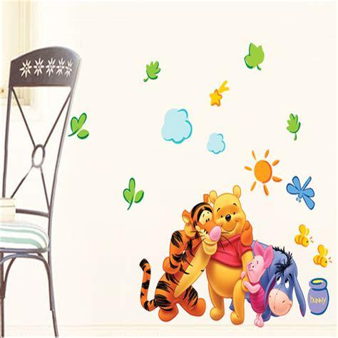 Wandtattoo Für Kinderzimmer Winnie Pooh by Kaufen Gro 223 Handel Winnie The Pooh Wandaufkleber Aus