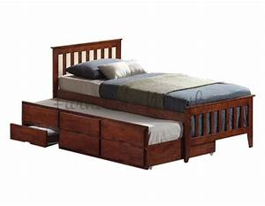 Galvin Trundle Bed Home & Office Furniture Philippines