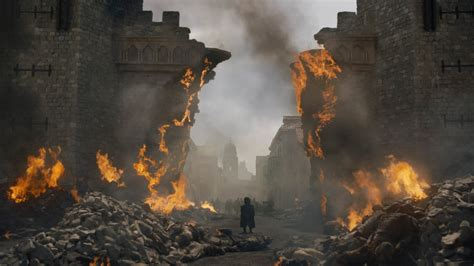 game  thrones season  episode  review fire  blood