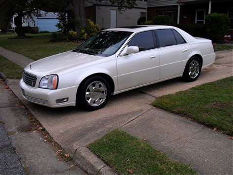 2000 Cadillac Deville Cts Corp