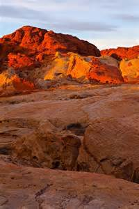 Nevada Valley of Fire State Park Sunrise
