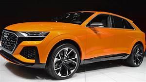 2019 Audi Q8 Revealed Price Release Specs Autopromag