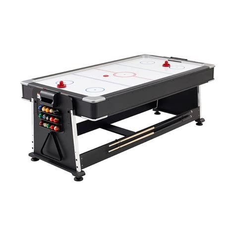 7ft pool table with table tennis top mightymast 7ft revolver 3 in 1 pool air hockey and table