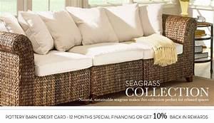 seagrass sofa pottery barn tropical island decor With pottery barn seagrass sectional sofa