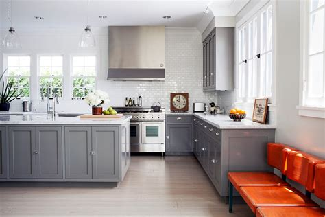 Gray Kitchen Roundup  Little Dekonings. Shabby Chic Kitchen Design Ideas. Kitchen Island Unfinished. Contemporary Kitchen Cabinets White. Small Kitchen Design Layout Ideas. Decorators White Kitchen Cabinets. How High Is A Kitchen Island. Black White Wood Kitchen. Cheap Kitchen Carts And Islands