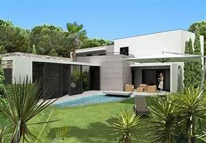 attrayant exemple de maison neuve 6 photo maison With exemple de maison neuve