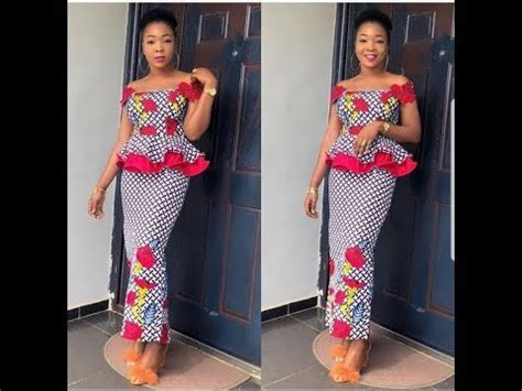 ankara fashion  styles  trendiest ankara