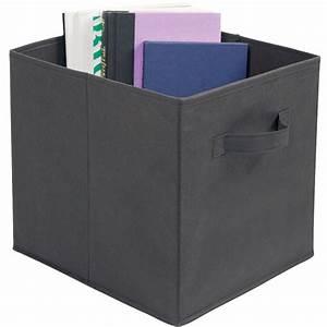 Folding, Storage, Bin, In, Shelf, Bins