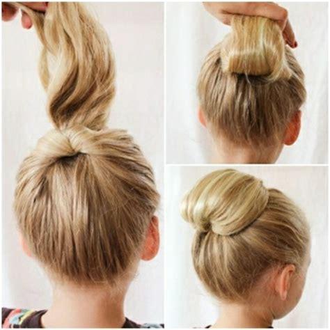 milles idees coiffures faciles  faire vous memes  moins