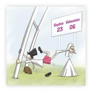 faire part mariage humour faire part mariage pas cher du rugby en humour n19c225 faire part de