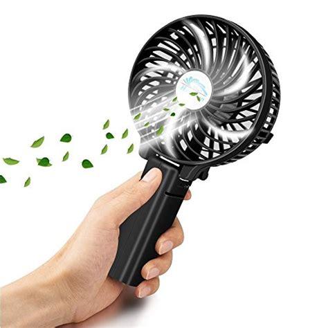 quiet battery operated fan handheld fan rechargeable battery operated fan sunpollo