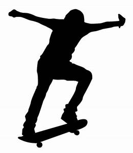 The gallery for --> Skateboarder Silhouette