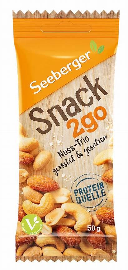 Seeberger Snack 2go Nuss Trio Mix
