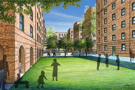 marshall field garden apartments a major affordable